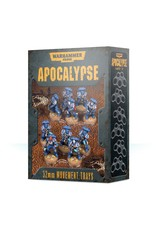 Games Workshop Apocalypse Movement Trays: 32mm