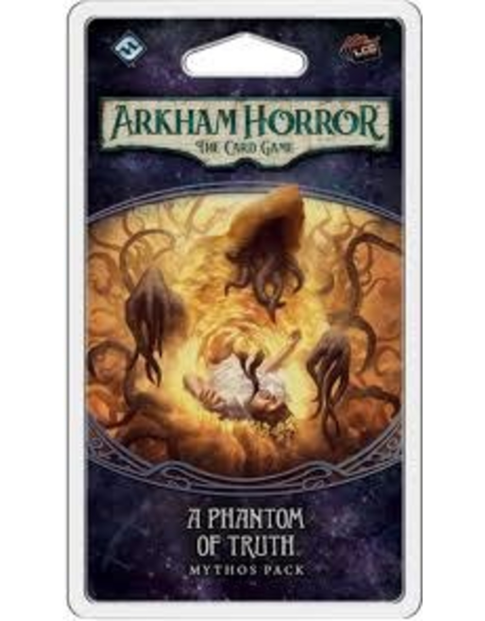 Fantasy Flight Games Arkham Horror LCG: A Phantom of Truth Mythos Pack