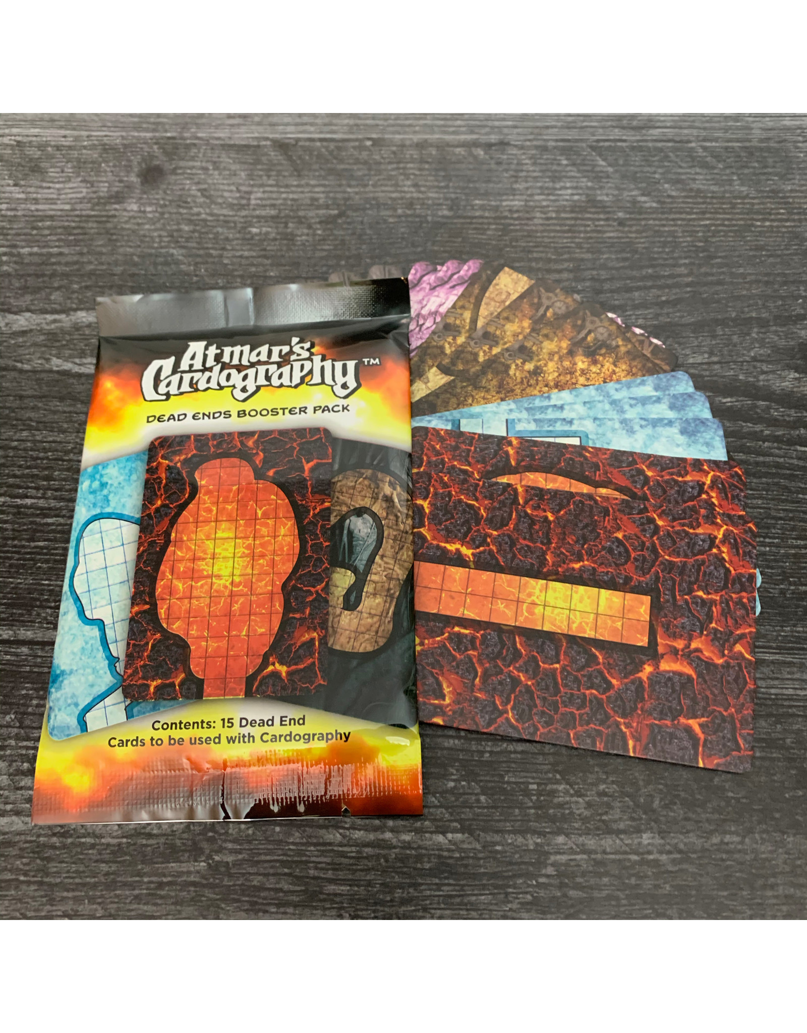 Atmar's Cardography Dead Ends Booster Pack