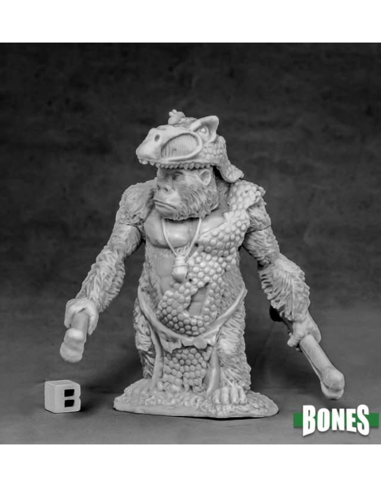 Reaper Miniatures Avatar of Honor (Gorilla)