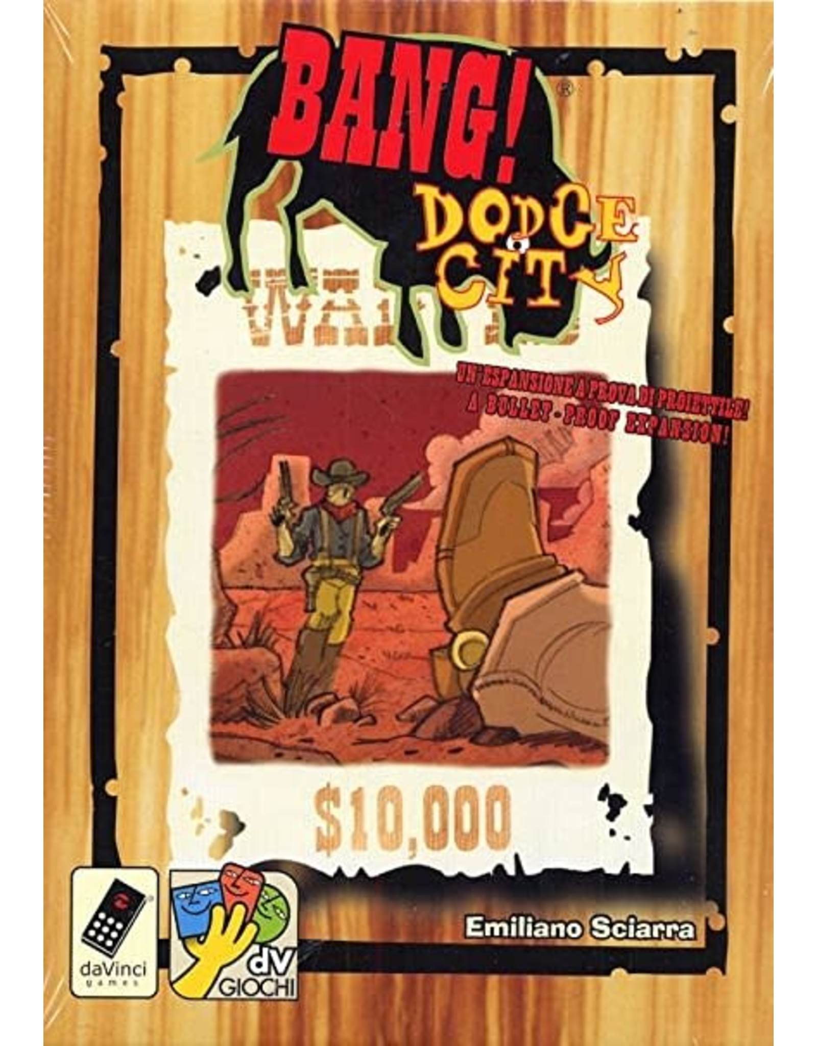 Bang! Dodge City Expansion