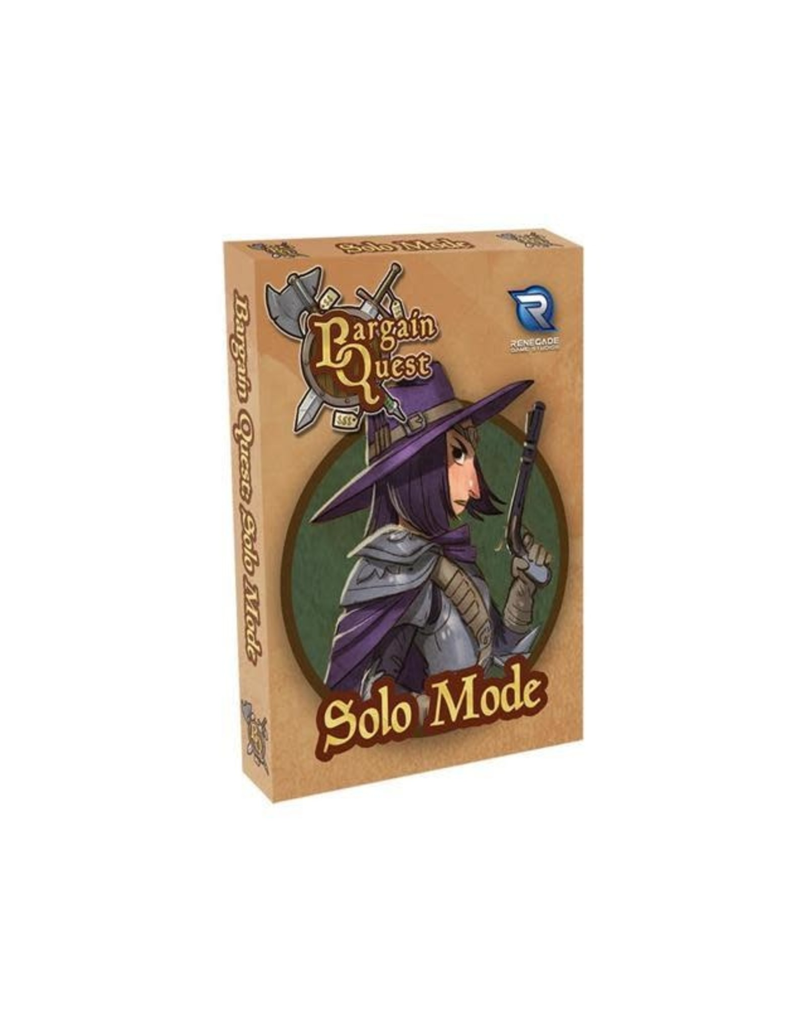 RENEGADE Bargain Quest: Solo Mode Expansion