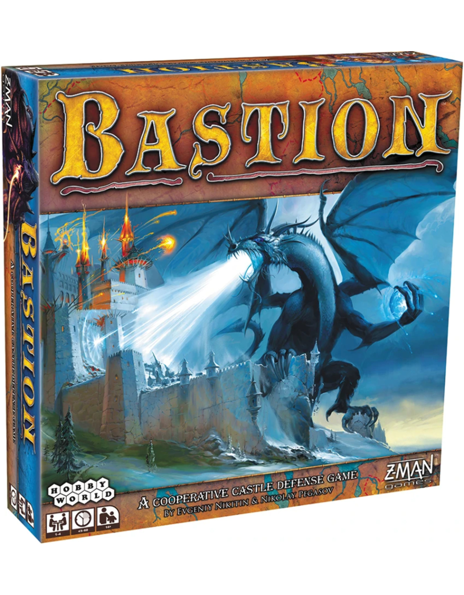 Z-Man Games Bastion