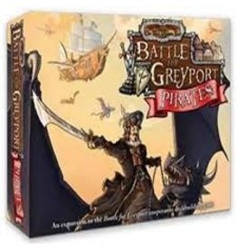 Battle for Greyport: Pirates! Expansion