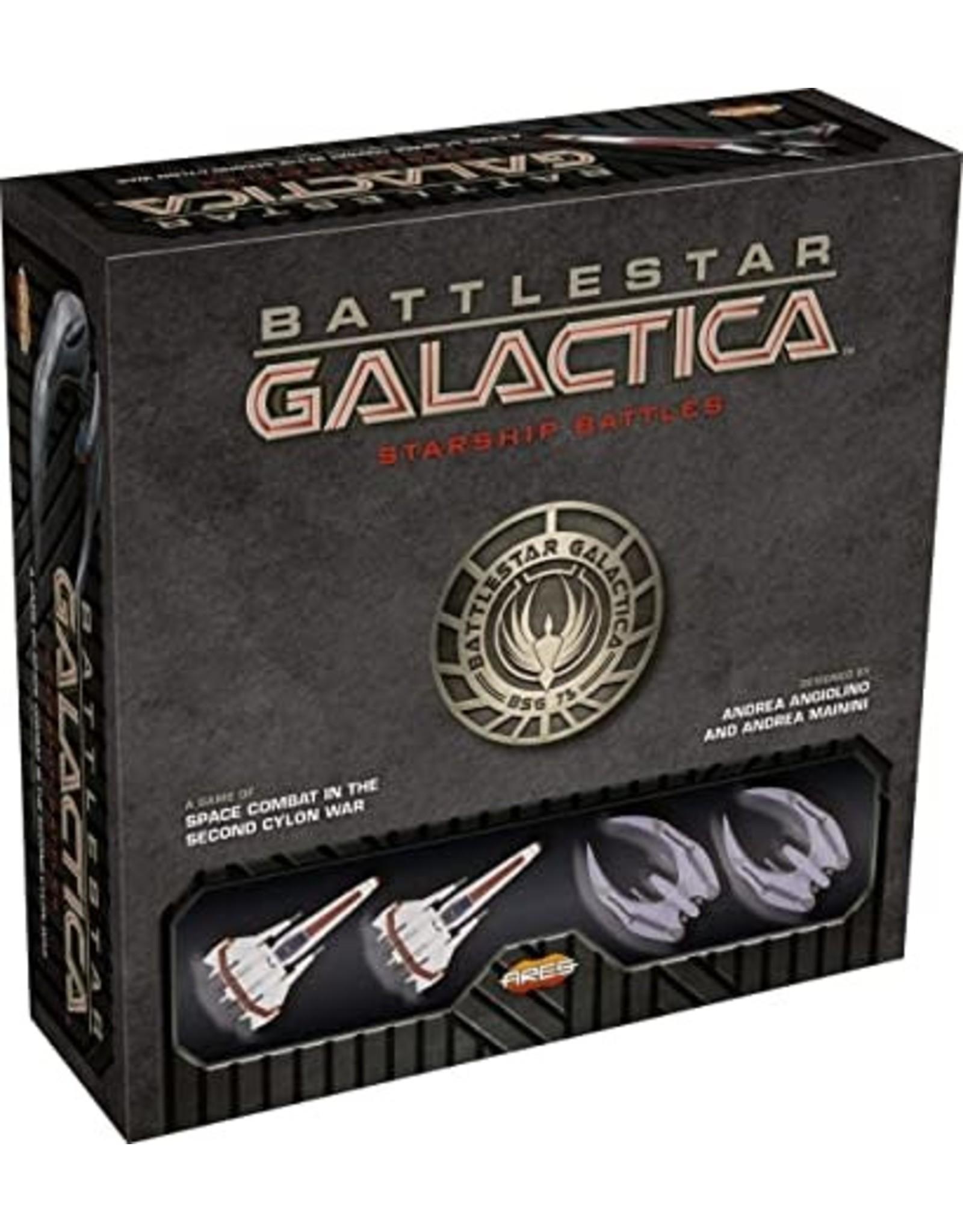 Ares Battlestar Galactica: Starship Battles