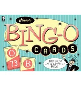 US Game Systems BING-O-CARDS GAME