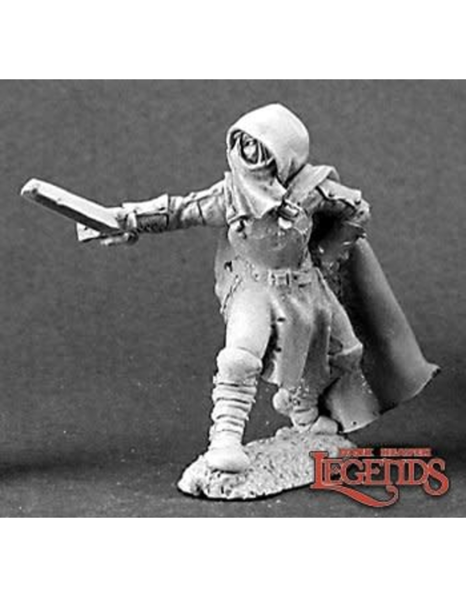 Reaper Miniatures Blacksilk, Male Thief