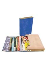 Blue Comic Box