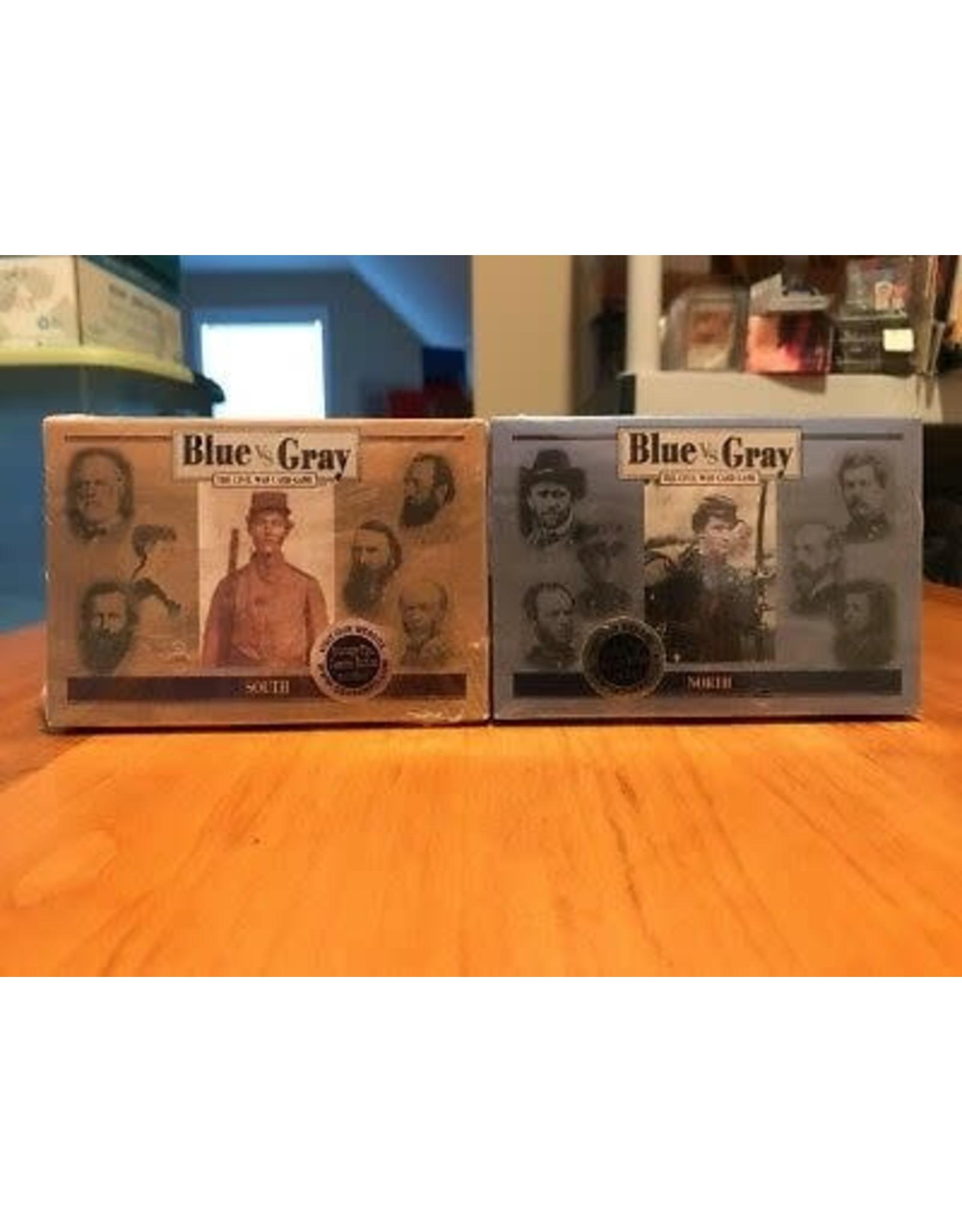 Blue vs. Gray (North) The Civil War Card Game