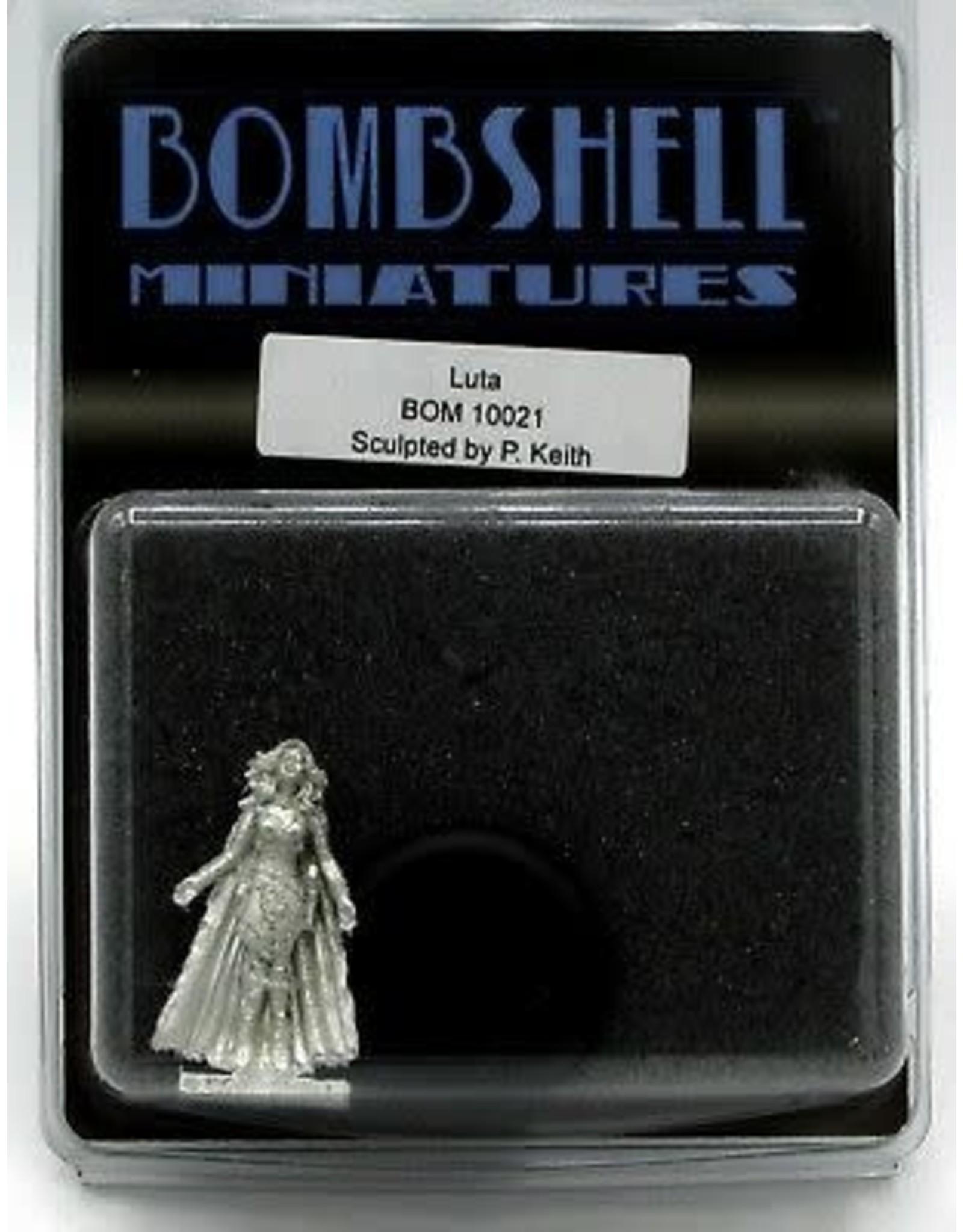 BOMBSHELL MINI: Luta