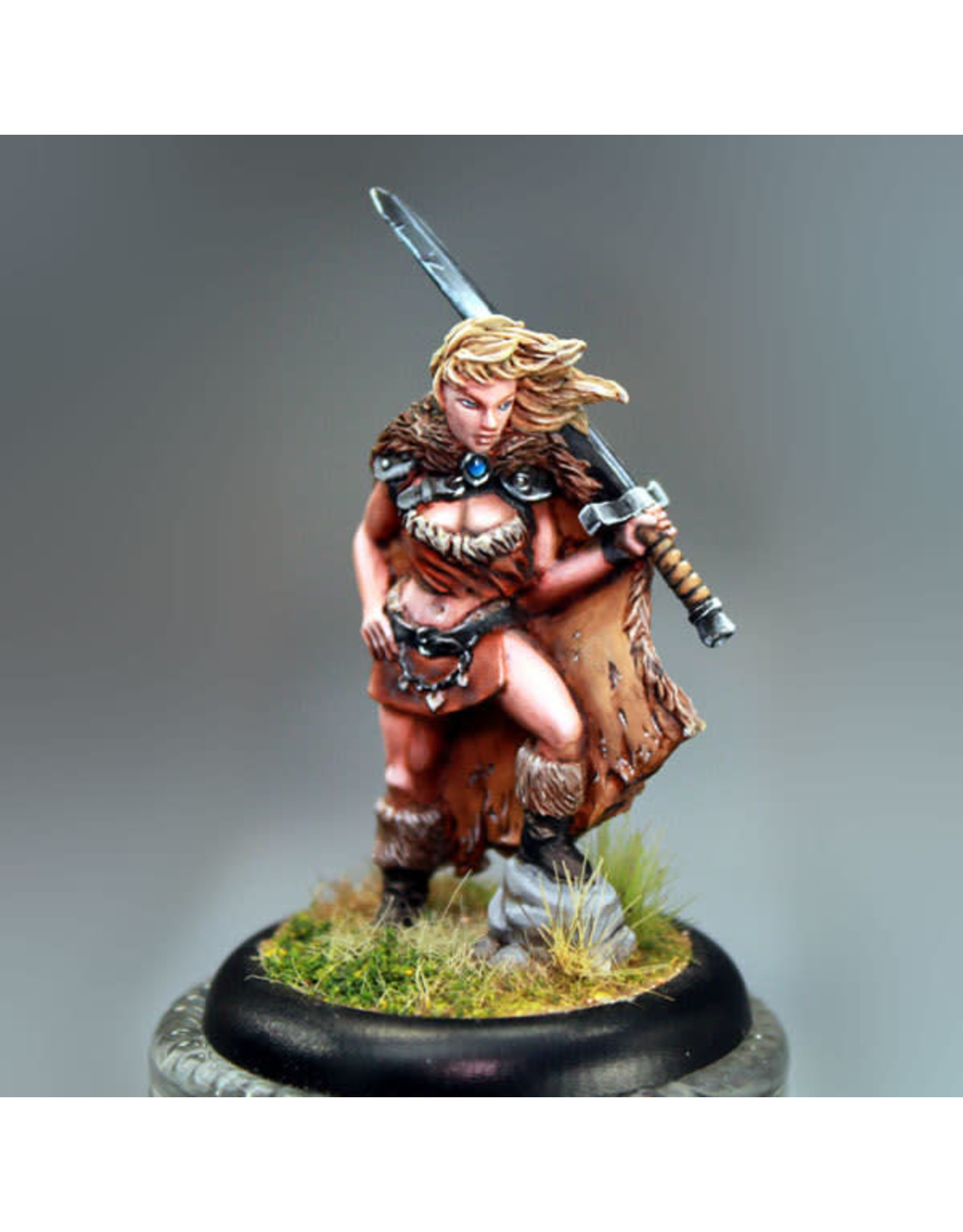 Bombshell Miniatures Bombshell Miniatures: Ronja the Barbarian
