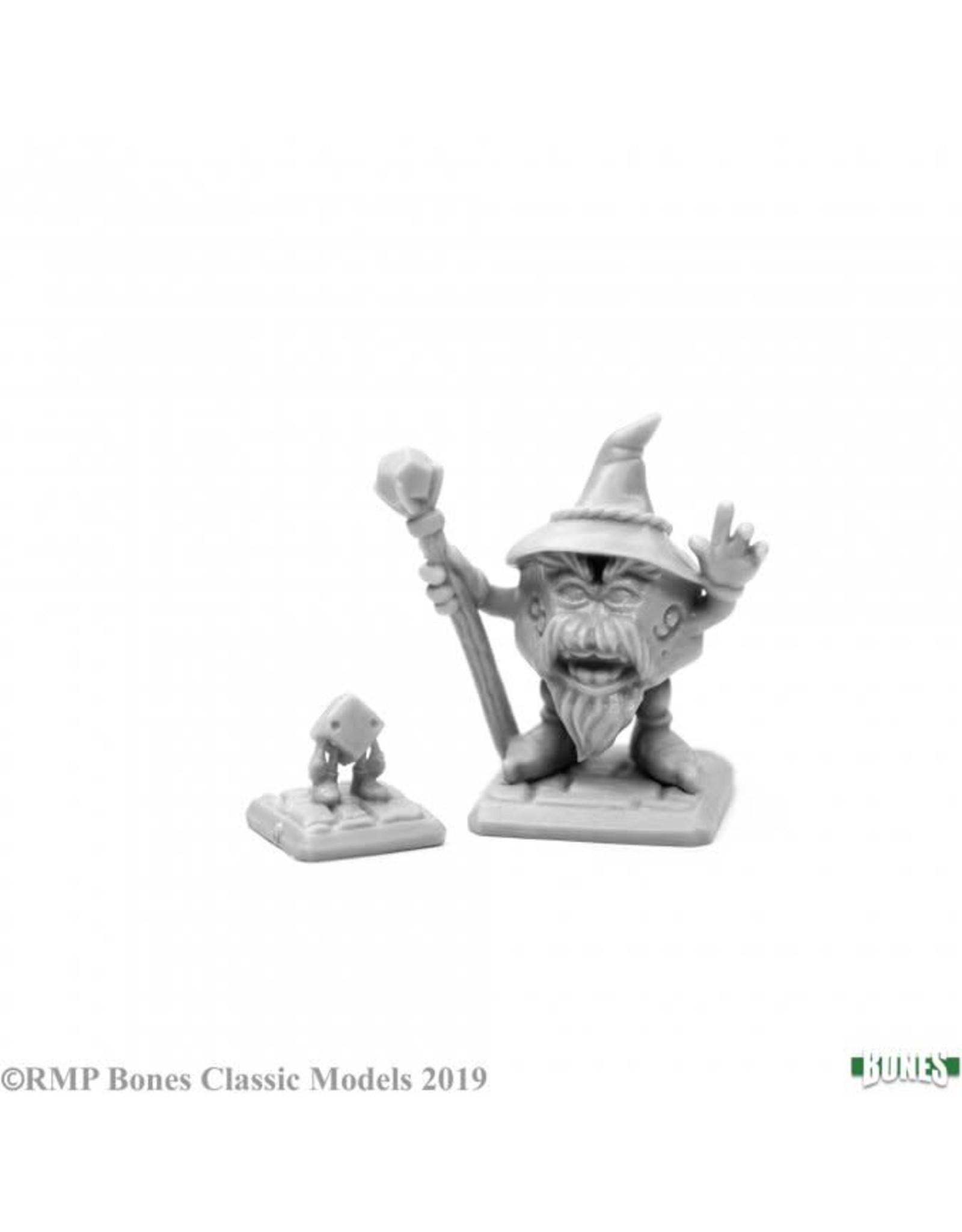 Reaper Miniatures Bones: High Rollers Thac0vius, d12