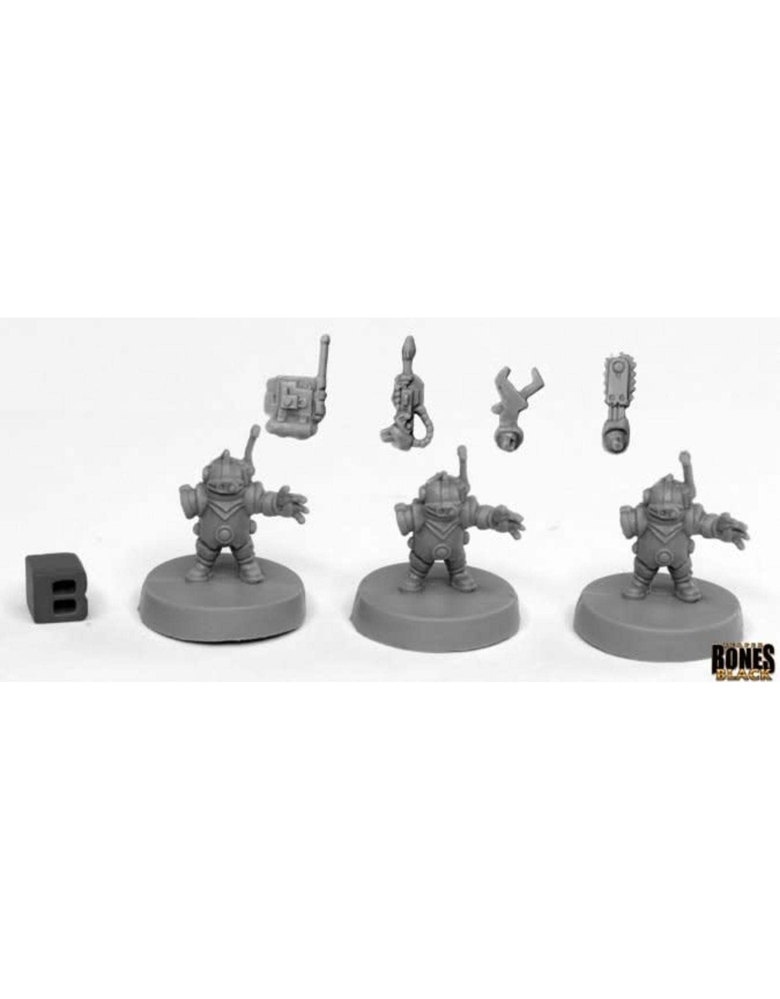 Reaper Miniatures Bones: Toolbots [3]