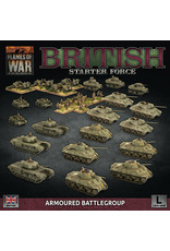 Battlefront Miniatures British Armoured Battlegroup