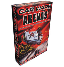 Steve Jackson Games Car Wars: Arenas Expansion