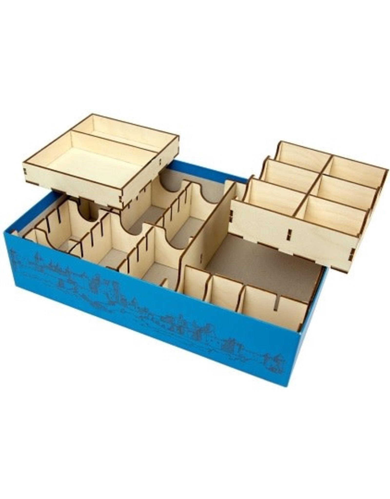 Broken Token Carcassonne Box Organizer