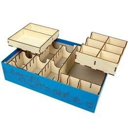 Broken Token Carcassonne Box Organizer