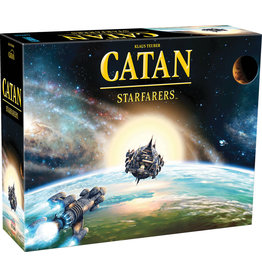 Catan Studios Catan Starfarers Standalone (2nd Ed)