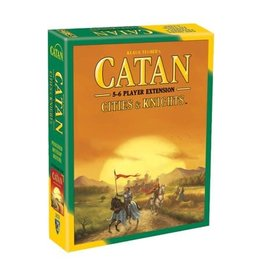 Catan Studios Catan: Cities and Knights 5-6 Extension