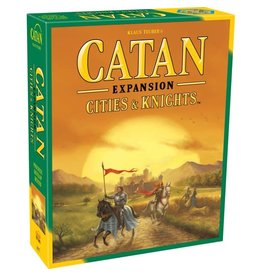 Catan Studios Catan: Cities and Knights Expansion