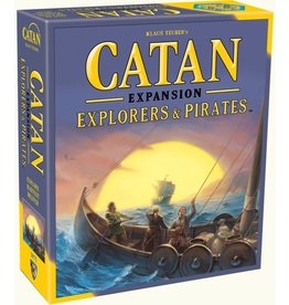 Catan Studios Catan: Explorers & Pirates Expansion