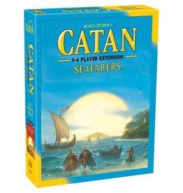 Mayfair Games Catan: Seafarers Game 5-6 player Extension