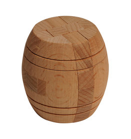 Wood Expressions Wooden Puzzle - Barrel