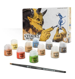 Games Workshop Citadel Dry Paint Set