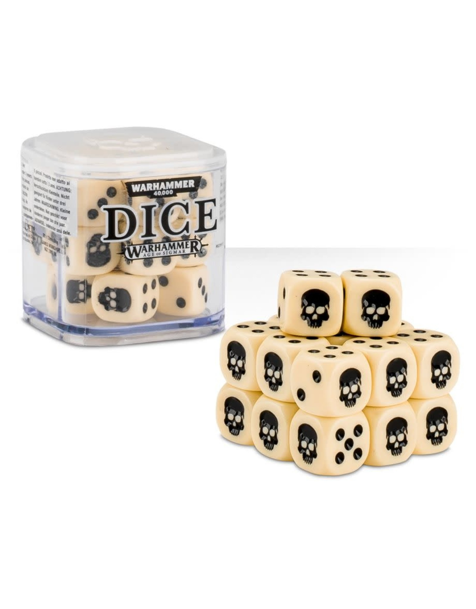 Games Workshop 12mm Dice Cube