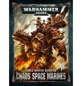 Games Workshop Codex Chaos Space Marines II (8th ed)