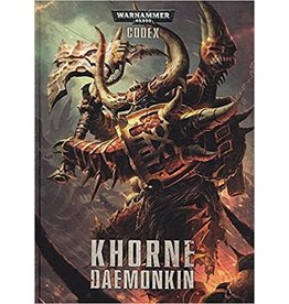 Games Workshop Codex: Khorne Daemonkin