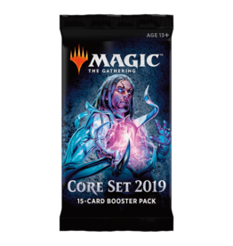 Wizards of the Coast Core 2019 Booster Pack