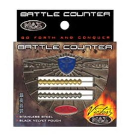 Max Protection Counter: Battle Counter