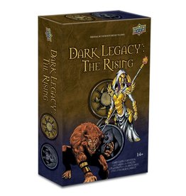 Upper Deck Dark Legacy The Rising: Divine vs Darkness Starter