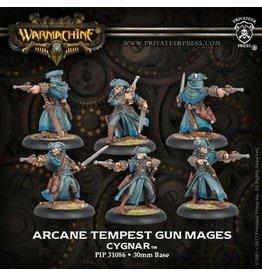 Privateer Press Cygnar: Arcane Tempest Gunmage