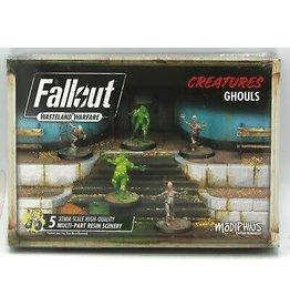 Modiphius Fallout Wasteland Warfare: Ghouls