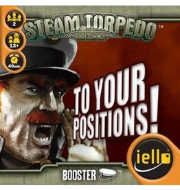 Iello Steam Torpedo: To Your Positions Expansion