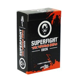 Skybound Games Superfight The Walking Dead Deck