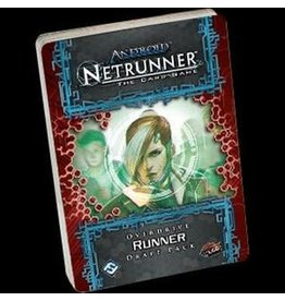 Fantasy Flight Games Netrunner: Overdrive Runner DtPK
