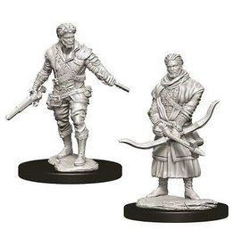 Wizkids D&D Nolzurs Mini Male Human Rogue