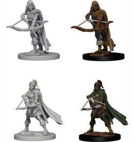 Wizkids D&D Nolzurs Mini: Human Female Ranger