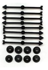 "Koplow Games 8 SETS/BH 4"" SPINNER"