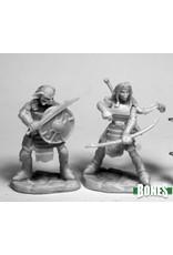 Bones Hobgoblin Warriors (2)