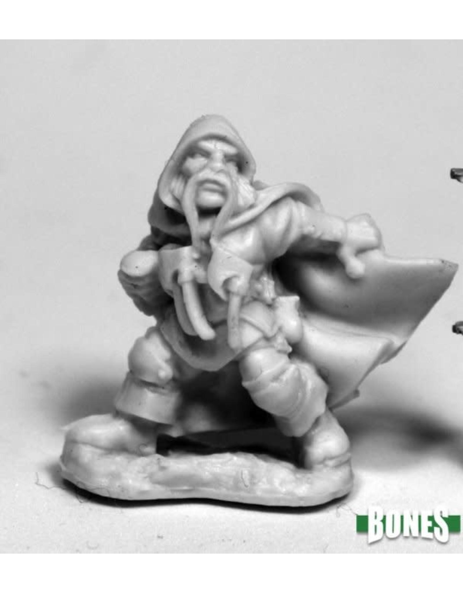 Bones Klaus Copperthumb, Dwarf Thief