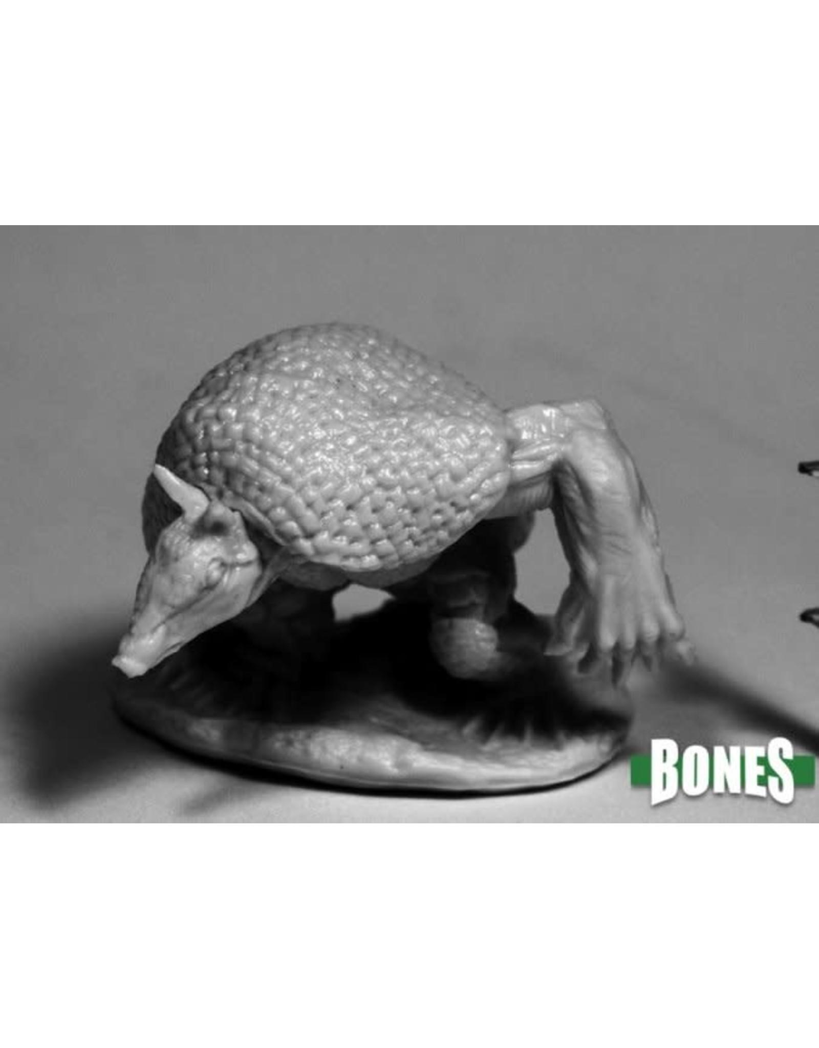 Bones Werearmadillo