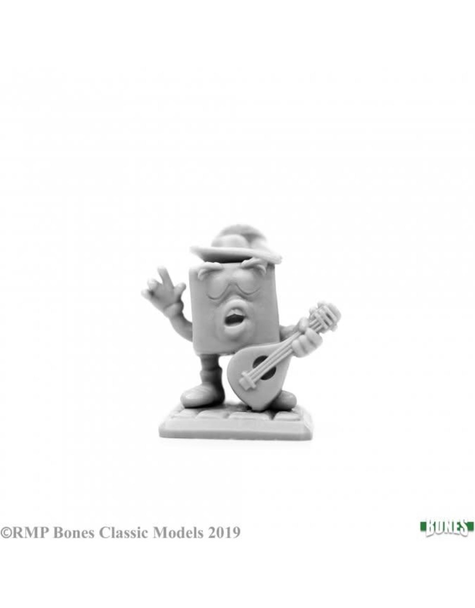 Reaper Miniatures Bones: High Rollers Aleon, d6