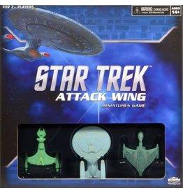 Wizkids Star Trek Attack Wing: Miniatures Game Starter Set