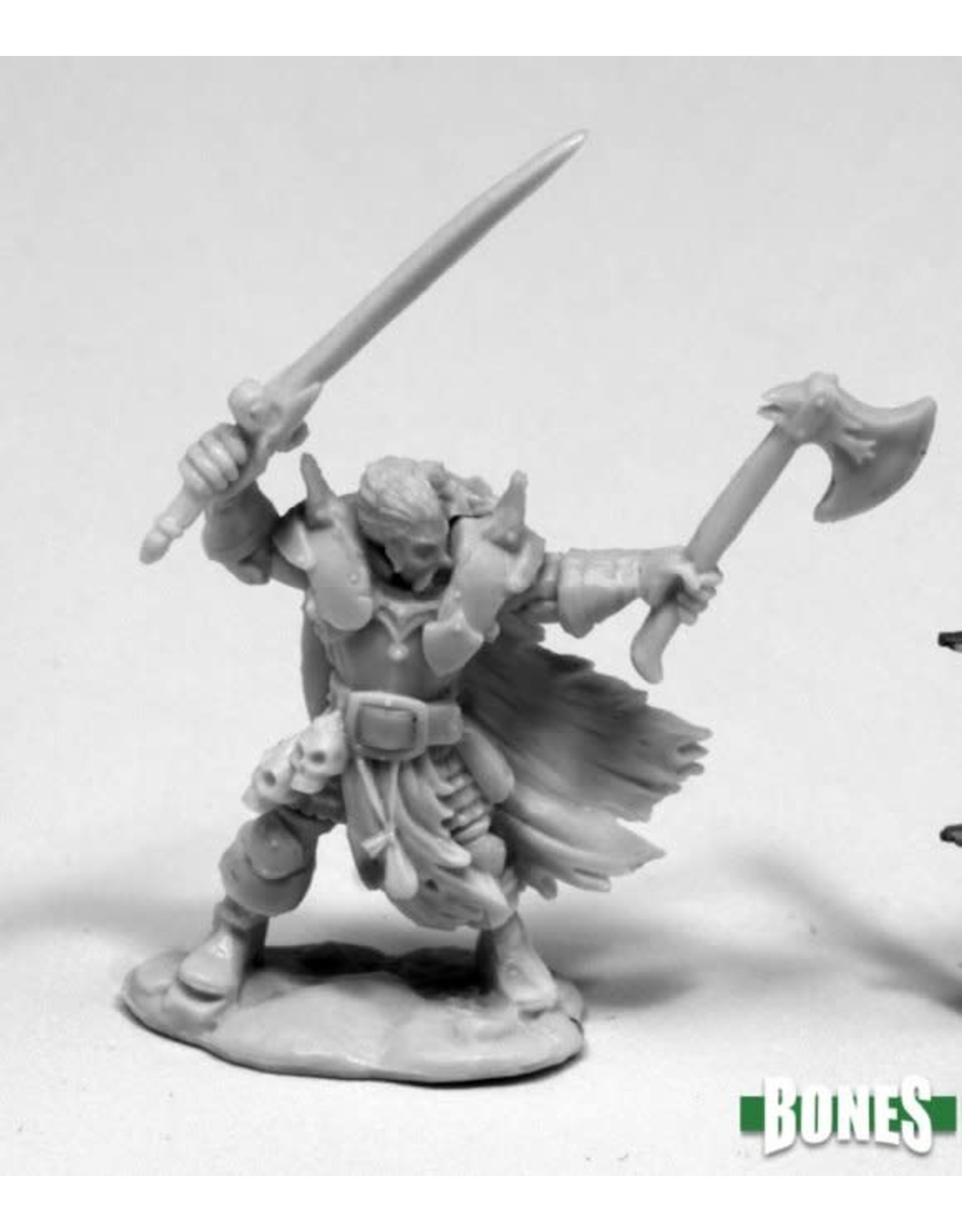 Bones: Boris Mingala, Evil Warlord