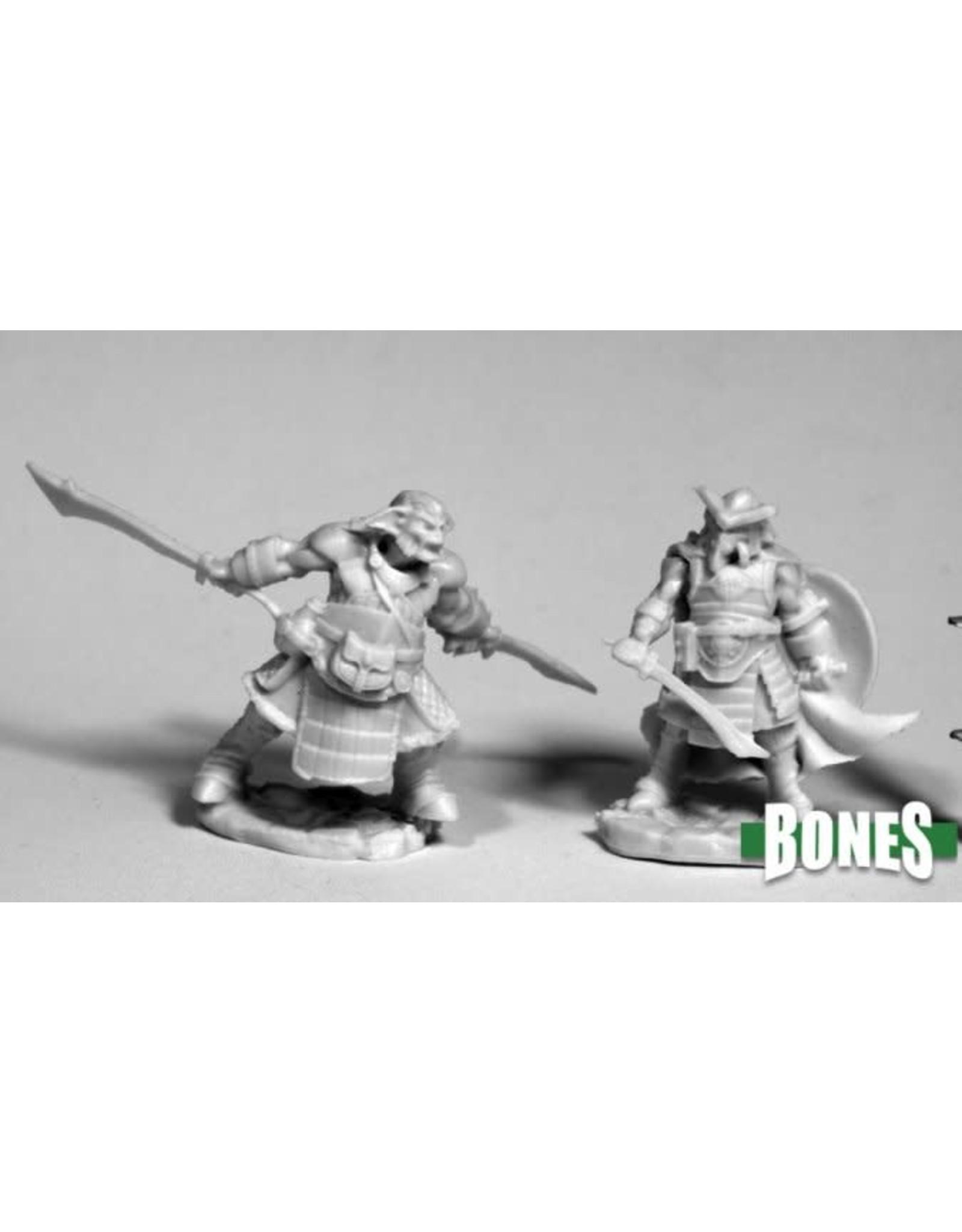 Bones: Hobgoblin Veterans