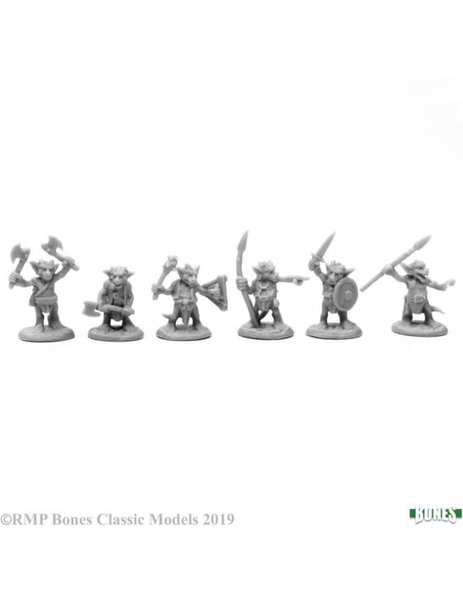 Reaper Miniatures Bones: Kobold Mooks
